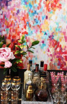 Bloomin' Good:  Peonies, Bathroom Deadlines and Redesigns...