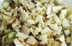 Kip in gorgonzola saus
