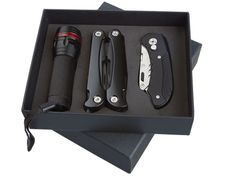 Torch MultI tool And Knife Gift Set at Mens Gift Sets | Ignition Marketing Corporate Gifts