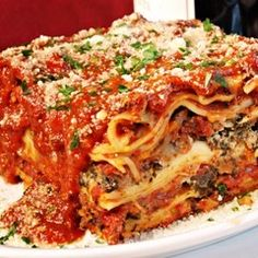 Traditional Lasagna Recipe   How to Make Traditional Lasagna   ItalianFoodsRecipes