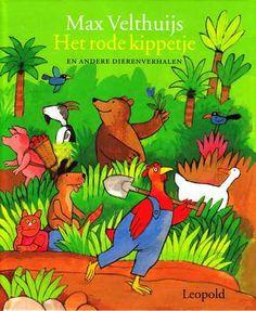 Het rode kippetje en andere dierenverhalen - Max Velthijs