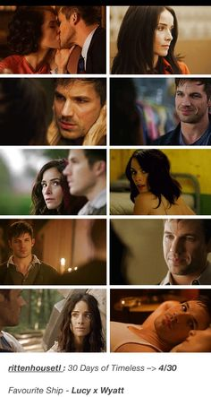 30 Days of Timeless Day 4- Favorite Ship