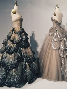 "plantettes: "" wishing this was my closet (manus x machina exhibit at the met) """