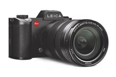 Leica's New Mirrorless 24-Megapixel SL Camera Is Straight Pro