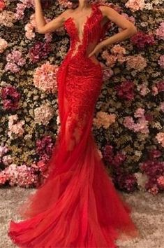 One-Shoulder Mermaid Tulle Sexy Beaded Prom Gowns_Prom Dresses_Special Occasion Dresses_High Quality Wedding Dresses, Prom Dresses, Evening Dresses, Bridesmaid Dresses, Homecoming Dress - Prom Dresses Uk, Mermaid Prom Dresses, Formal Evening Dresses, Trendy Dresses, Elegant Dresses, Evening Gowns, Beautiful Dresses, Bridesmaid Dresses, Wedding Dresses