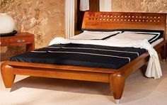 Am looking for wood project: Make Wood Bed Frame PDF Plans ...