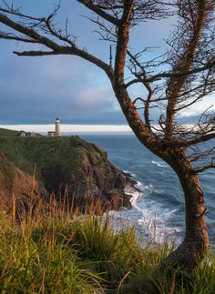 ✮ North Head Lighthouse, Cape Disappointment State Park, Washington