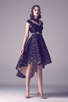 Fadwa Baalbaki Spring 2015 #Couture Collection   #Wedding Inspirasi