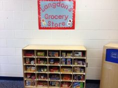 fun way to use dramatic play to teach lots of curricular concepts