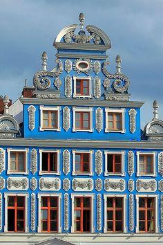 my fantasy...yours? Szczecin, Poland