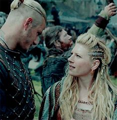 Björn and Lagertha
