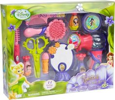 Disney Fairies Stylin' Set (Window Box) *** You can get more details by clicking on the image.