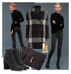 """""""new year"""" by needlework ❤ liked on Polyvore featuring Barbara Bui, Gucci and Yves Saint Laurent"""