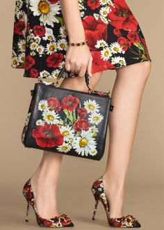 Dolce & Gabbana Women's Spring time in the City Collection Summer 2016 | Dolce & Gabbana