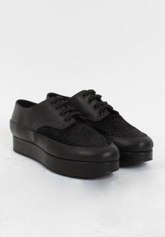 Stine Goya, Miracle black sneakers