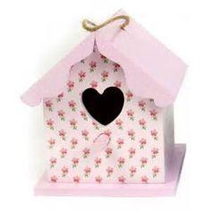PINK birdhouse - Bing Images