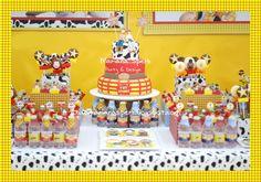 Mariana Sperb: Festa Infantil Toystory Curitiba Toystory Party