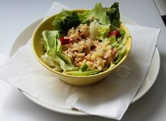 Ketunhäntä keittiössä: Tuna and Rice Salad
