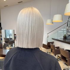Short hair removes obvious feminity and replaces with style 🤍 Hairstylist: Andrevia - GETT'S Color Bar Iulius Mall Daily Hairstyles, Short Bob Hairstyles, Mall, Short Hair Styles, Color, Bob Styles, Short Hair Cuts, Colour, Short Hairstyles