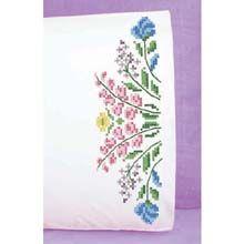 Wildflowers Pillowcase Pair