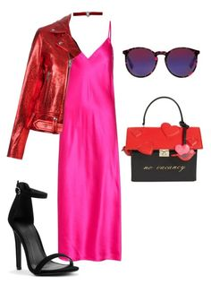 """Без названия #11"" by brinnyn-1 on Polyvore featuring мода, E L L E R Y, IRO, Kate Spade и McQ by Alexander McQueen"
