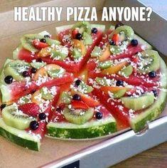 Healthy Summer Pizza! https://www.facebook.com/VirginRadioLebanon/photos/a.355063757936301.1073741826.275155342593810/822413737867965/?type=1