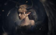 ArtStation - Maleficent, Lee Kent