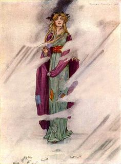 Illustration by Florence Mary Anderson.