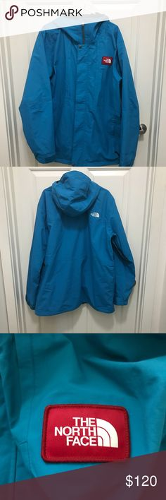 The North Face men's hyvent jacket Only worn a handful of times outgrew the coat. The North Face Jackets & Coats Ski & Snowboard
