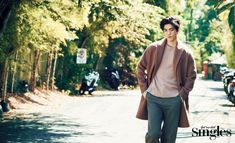 Sung Joon, who admitted he hates to travel alone, spent some time in Bali for the November issue of Singles magazine. We think there are quite a few people who would be willing to travel with him a…