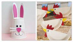 Planter Pots, Crafts For Kids, Easter, Diy, Babies, Album, Spring, Everything, Crafts For Children