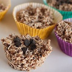 A Reader Recipe: Raw and Gluten-Free Carob Clusters