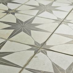 Merola Tile Kings Star Nero x Ceramic Floor and Wall Tile sq. case) FPESTRN at The Home Depot - Mobile click the image or link for more info. Modern Flooring, Flooring Ideas, Best Floor Tiles, Old World Style, Wall Patterns, Stone Tiles, Wall Tiles, Home Improvement, Ceramics
