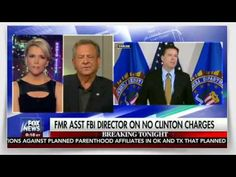 Former Asst FBI Director: 'Something fishy going on' about the way FBI dropped Hillary charges
