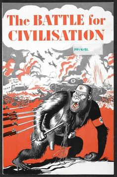 On the 3 September 1939, France, Britain, New Zealand and Australia declared war on Germany after the invasion of Poland. British propaganda pamphlets were created to convince people that the consequences of defeat were unthinkable.
