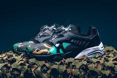 """Atmos x Puma Disc Blaze """"Night Jungle"""" - EU Kicks Sneaker Magazine"""