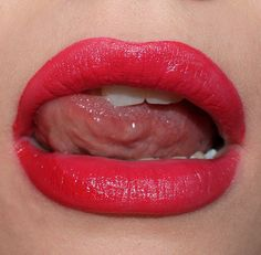 NYX Butter Lipstick in Big Cherry