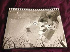 Lion King by 4lisx on DeviantArt