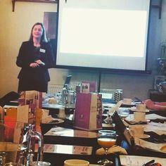 Great spotlight by #bforb legal eagle Karen Coleman at Leek #referralmarketing