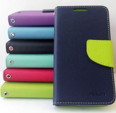 New Fancy Flip / Wallet / Diary Cover Case for iphone 6g 4.7