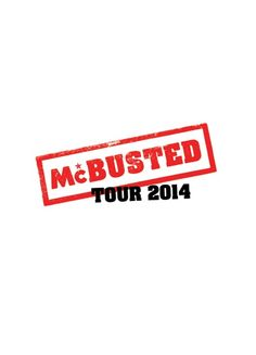 Why the McBusted tour is the best thing to happen EVER