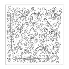 추출문양보기(보자기:JASU245) Art Template, Korean Traditional, Magic Carpet, Folk Art, Coloring Pages, My Arts, Embroidery, Illustration, Projects