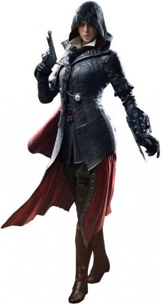 This amazing Assassin's Women Coat of Evie Frye is made to give you an outstanding style. Shop this Assassins Creed Coat now.