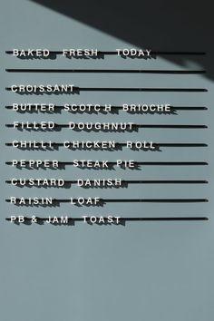 Wayfinding Signage, Signage Design, Cafe Design, Cafe Signage, Menu Restaurant, Restaurant Design, Restaurant Identity, Menu Café, Dinner Menu