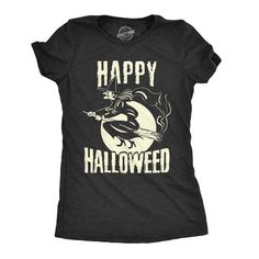 ad9779d9 Happy Halloweed Women's Tshirt - womens t-shirts - CrazyDog T-Shirts  Halloween Outfits