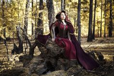 http://armstreet.com/store/medieval-clothing/medieval-flax-linen-dress-archeress-with-undertunic-and-corset