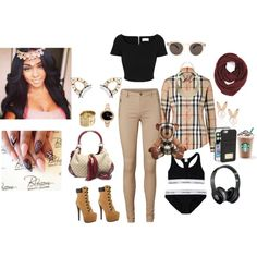 """""""goodgirl moments #4"""" by beautifulkym on Polyvore"""