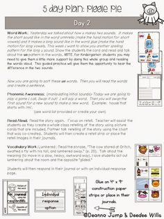 Mrs Jump's class: Guiding Readers, Curriculum Maps and FREE five-day lesson plan
