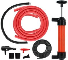 Wekster Multi-Purpose Siphon Transfer Pump Kit, with Dipstick Tube | Fluid Fuel Extractor Suction Tool for Oil, Gasoline, Water, Liquids & Air #Wekster #Multi #Purpose #Siphon #Transfer #Pump #Kit, #with #Dipstick #Tube #Fluid #Fuel #Extractor #Suction #Tool #Oil, #Gasoline, #Water, #Liquids