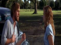 The Notebook - One of my ALL-TIME FAVE MOVIES!!  (Travis Tritt - Tell Me I Was Dreaming)